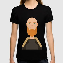King Ragnar Lodbrok-Vikings T-shirt