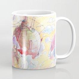 Three worlds Coffee Mug