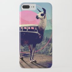 Llama iPhone 7 Plus Slim Case