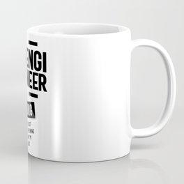 Engineer I'm Not Arguing Funny Engineering Coffee Mug