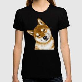 Smile Shiba Inu T-shirt