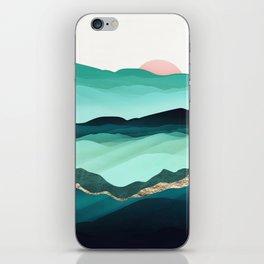 Summer Hills iPhone Skin