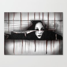 Trapped II Canvas Print