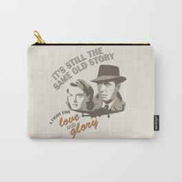 Same Old Story Carry-All Pouch