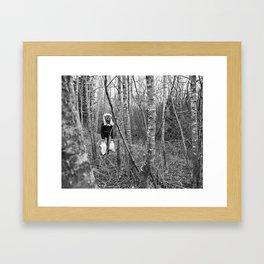 Les complications de la chair 2 Framed Art Print