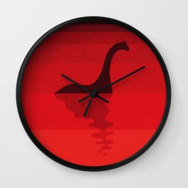 The Great Ness Wall Clock