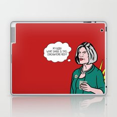Malory Archer Lichtenstein Laptop & iPad Skin