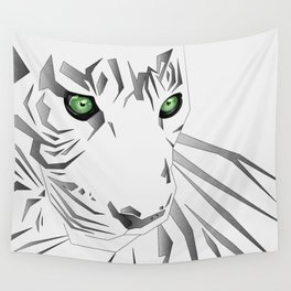 Tiger's  Soul Wall Tapestry