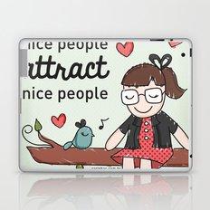 Nice people Laptop & iPad Skin