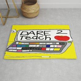 Dare 2 Teach Rug