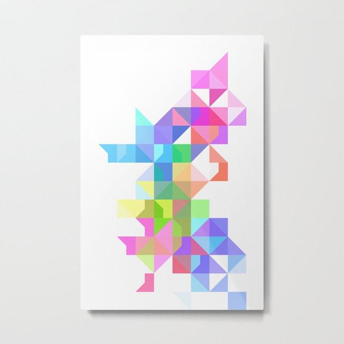 Color Love Metal Print