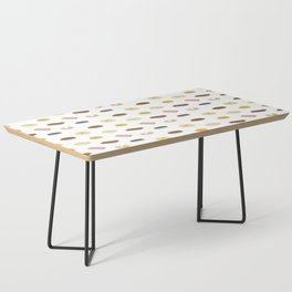 biscui - biscuit pattern Coffee Table