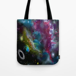 Earthbound Tote Bag