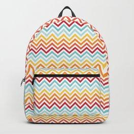 Rainbow Chevron #2 Backpack