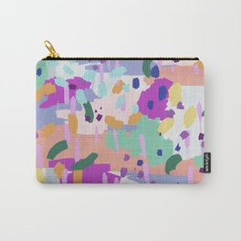 Oil Abstract I Carry-All Pouch