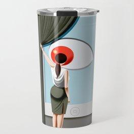 smart home Travel Mug