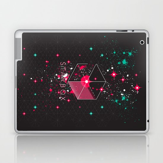 STARBOX Laptop & iPad Skin