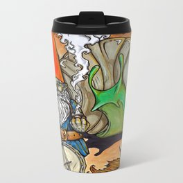Gnome Travel Mug