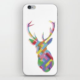 Dear, deer iPhone Skin