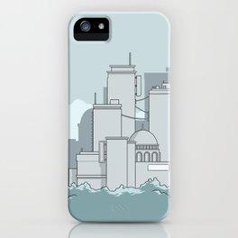 City #4 iPhone Case