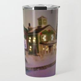 Christmas Town Travel Mug