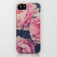 Peonies  Slim Case iPhone (5, 5s)