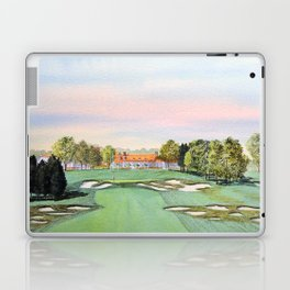 Bethpage State Park Golf Course Laptop & iPad Skin