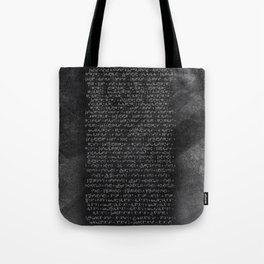 the Closest Thing We Have to a Master Equation of the Universe Tote Bag