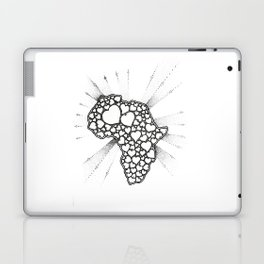 For the love of Africa Laptop & iPad Skin