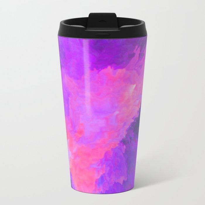 Livin High Metal Travel Mug