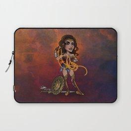 Bombshell Diana Laptop Sleeve