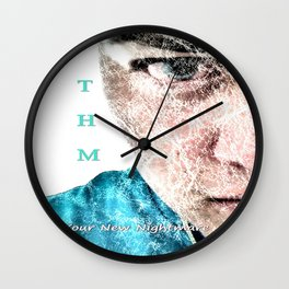 Your New Nightmare Wall Clock
