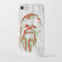 chewbacca iPhone & iPod Cases featuring Chewbacca by mangen