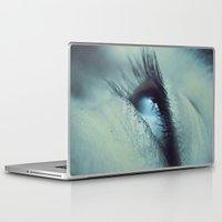 focus Laptop & iPad Skins featuring Focus by Mi Nu Ra