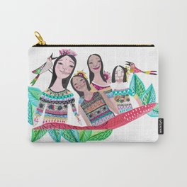 The southamerican girls Carry-All Pouch