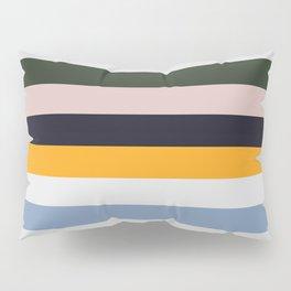 Paint Stripes Pillow Sham