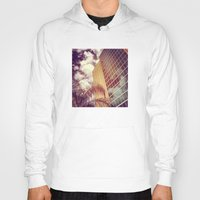 florida Hoodies featuring Florida by wendygray