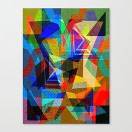 Energy design Canvas Print