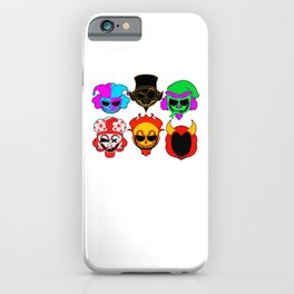icp iPhone Case