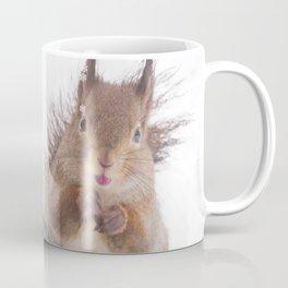 Little squirrel - smack! #decor #society6 #buyart Coffee Mug