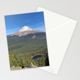 oh hello Mount Hood Stationery Cards