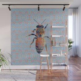 Worker Honey Bee 06 Wall Mural