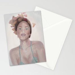 ROMANTIC REALISM Stationery Cards