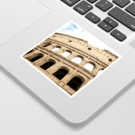 The Colosseum, Rome, Italy. Sticker