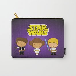 Star Wars Trio Carry-All Pouch