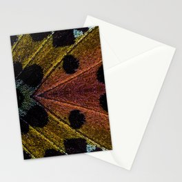 Butterflies Love Geometry Stationery Cards