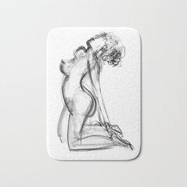 Nude Study 2 Bath Mat