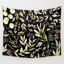 Eucalyptus in Autumn Wall Tapestry