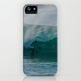 Shacked at the Wedge iPhone Case