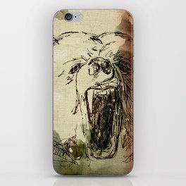 Don't Feed the Bears Lightning iPhone Skin